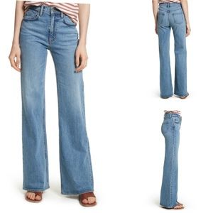 Vince Wide Leg Flare Jeans- size 31